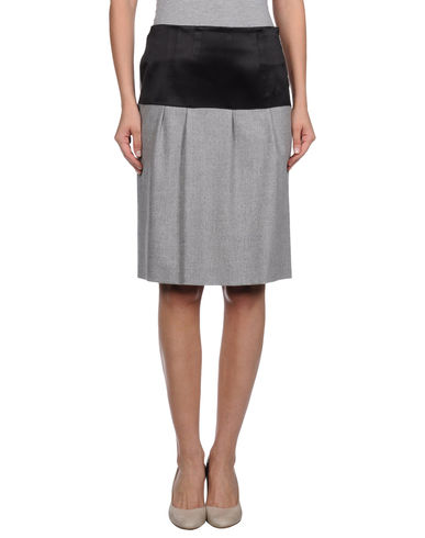 MAISON MARTIN MARGIELA 1 - Knee length skirt