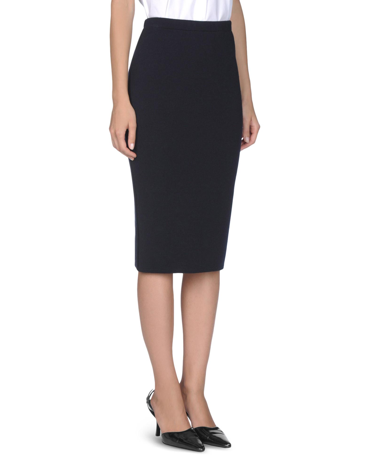 3/4 length skirt - JIL SANDER Online Store