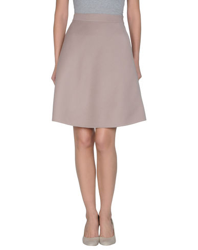 VALENTINO - Knee length skirt