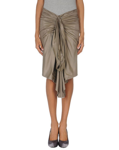 HAIDER ACKERMANN - 3/4 length skirt
