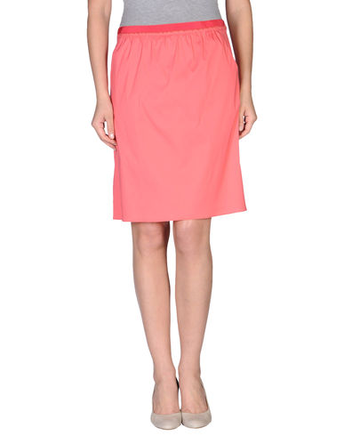 PAULE KA - Knee length skirt
