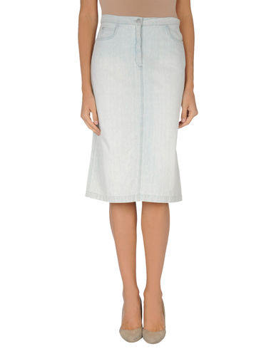 TJ TRUSSARDI JEANS - Denim skirt