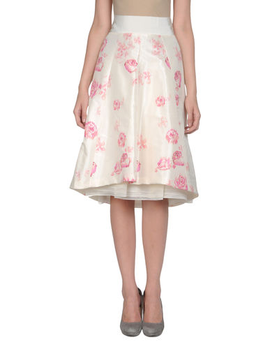 GIAMBATTISTA VALLI - 3/4 length skirt