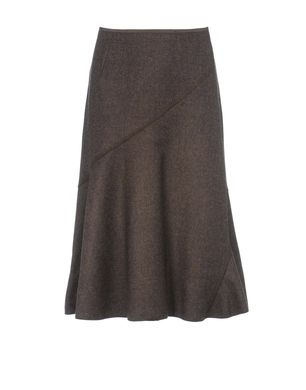 Knee length skirt Women's - NINA RICCI