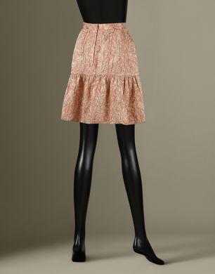 KURZER BROKATROCK - Knielange Röcke - Dolce&Gabbana - Winter 2016