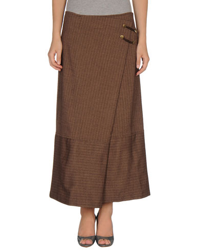 TJ TRUSSARDI JEANS - Long skirt