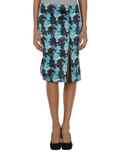JOHN RICHMOND - 3/4 length skirt