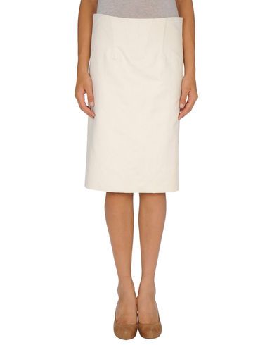 LA PERLA - 3/4 length skirt