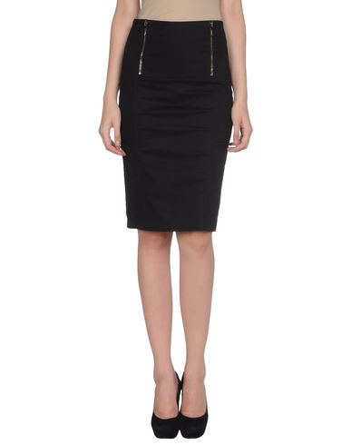 McQ - Knee length skirt