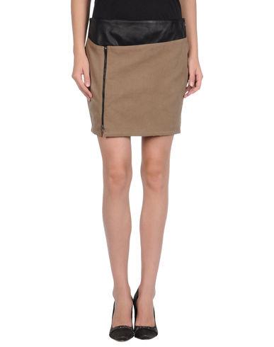 DIESEL BLACK GOLD - Mini skirt