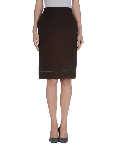 PRADA - Knee length skirt