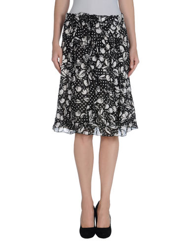 SONIA RYKIEL - Knee length skirt