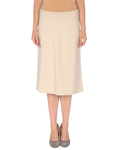 BRAMANTE - 3/4 length skirt