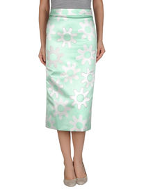 ROCHAS - 3/4 length skirt