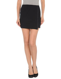 JIL SANDER NAVY - Mini skirt