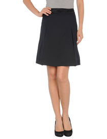 JIL SANDER NAVY - Knee length skirt