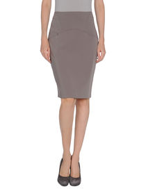 LUPATTELLI - Knee length skirt