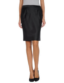JOHN RICHMOND - Knee length skirt