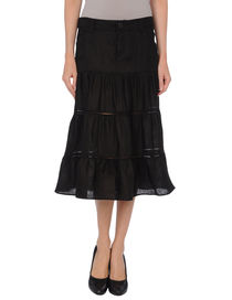 PF PAOLA FRANI - 3/4 length skirt