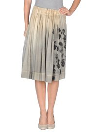 MALLONI - 3/4 length skirt