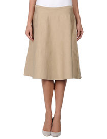 RALPH LAUREN BLACK LABEL - 3/4 length skirt