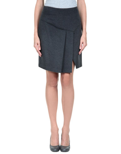 BLUGIRL BLUMARINE - Knee length skirt