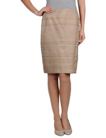 AKRIS - Knee length skirt