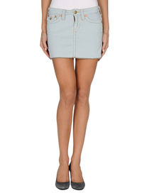 TRUE RELIGION - Mini skirt