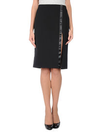 SCRUPOLI - Knee length skirt