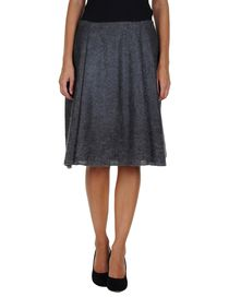 AVIÙ - Knee length skirt