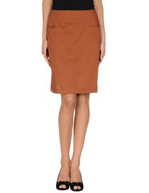 LAURA URBINATI - Knee length skirt