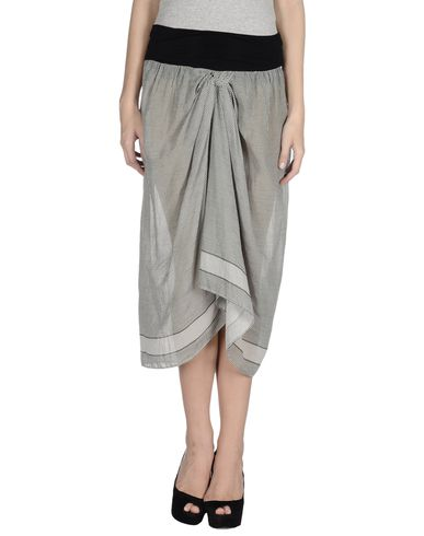 NIU' - 3/4 length skirt