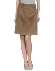 GOLDEN GOOSE - Knee length skirt