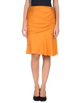 Xii Xii Xlix Par Romeo Gigli Skirts Knee Length Skirts