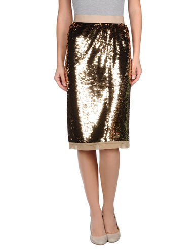 DOLCE & GABBANA - 3/4 length skirt