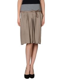 FABIANA FILIPPI - Knee length skirt