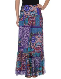 BLUMARINE - Long skirt