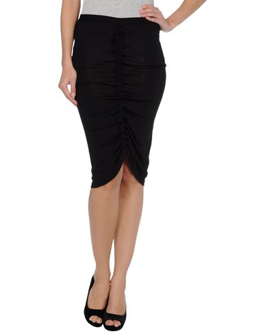 JEAN PAUL GAULTIER MAILLE FEMME - Knee length skirt