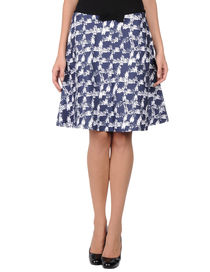 J&M DAVIDSON - Knee length skirt