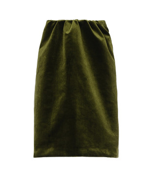 Knee length skirt Women's - THOMAS TAIT