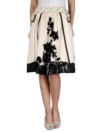 LABORATORIO BY ANTONIO MARRAS - Knee length skirt