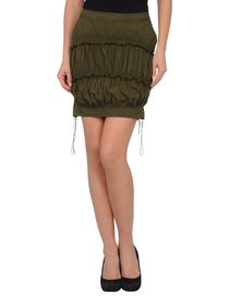 ERMANNO ERMANNO SCERVINO - Knee length skirt