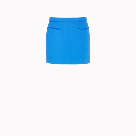 Stella McCartney, Dense Wool Tive Skirt