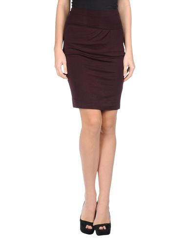 ALPHA MASSIMO REBECCHI - Knee length skirt