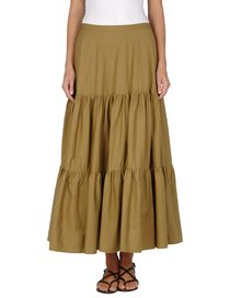 SALVATORE FERRAGAMO - Long skirt
