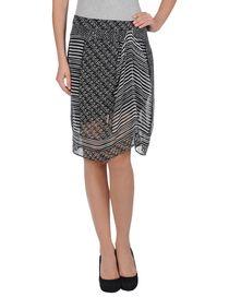 CARACTERE - Knee length skirt