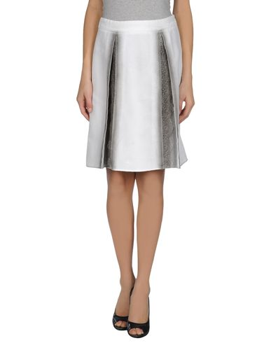 ROBERTA SCARPA - Knee length skirt