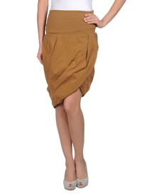 MANILA GRACE - Knee length skirt