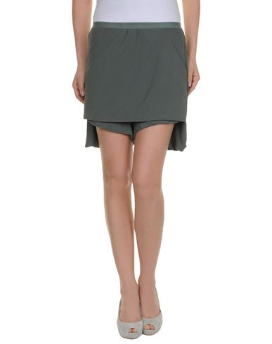 RICK OWENS - Mini skirt