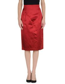 BLUMARINE - 3/4 length skirt